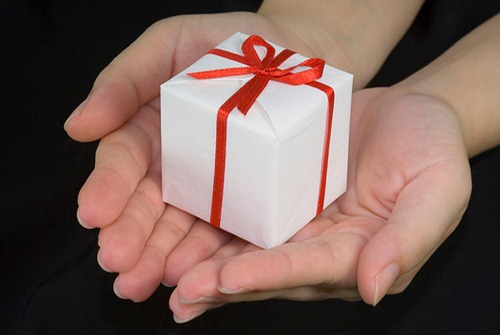 Gifts do not require forgiveness?