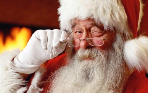 How Santa Hurts Christmas